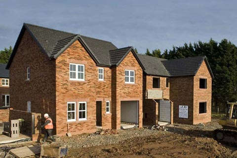 new build home builder in Rugby Warwickshire