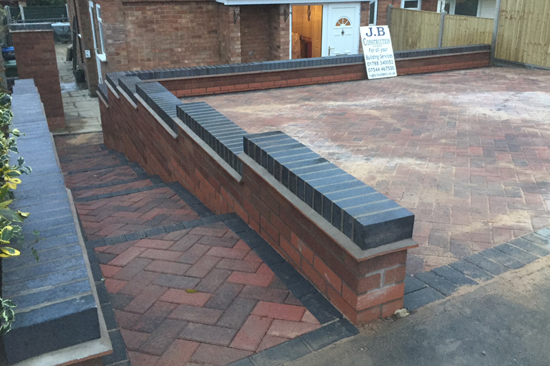 Driveway and paving contractor Daventry