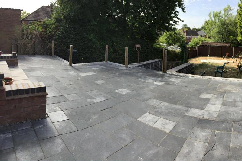 Driveway and paving contractor Coventry